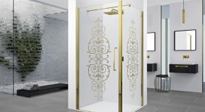 Kabina prysznicowa retro ma takie same funkcje jak modele o nowoczesnym wzornictwie.To styl, dzięki któremu łazienka zyskuje szyk dawnych pałacowych wnętrz.