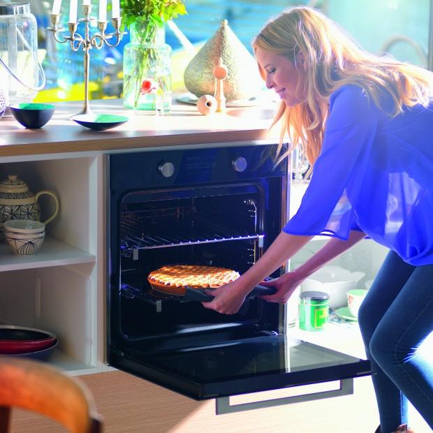Pysznie wypieki: nowy piekarnik z automatycznymi programami
