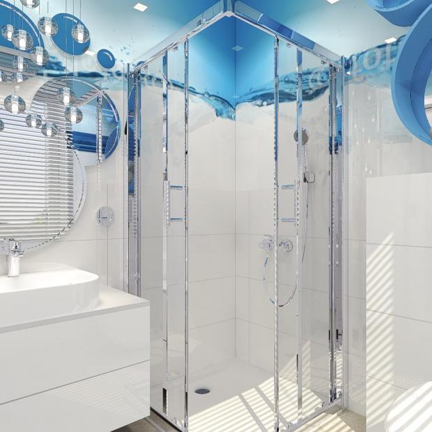 9 pomysłów na łazienkę w stylu skandynawskim