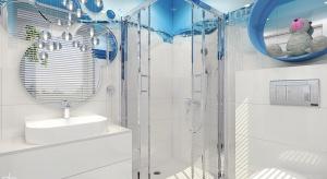 Styl skandynawski to prostota, dużo bieli, drewno ii praktyczne rozwiązania. Zobacz 9 propozycji na łazienkę w stylu skandynawskim.