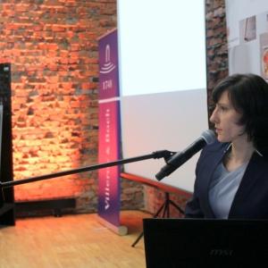 Część łazienkową zamknęła prezentacja Anny Spalony z firmy CAD Projekt K&A, która przedstawiła uczestnikom możliwości jaki daje w projektowaniu jej oprogramowanie.