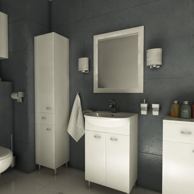 Przechowywanie w łazience: wybierz praktyczne meble