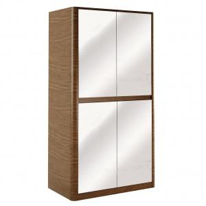 Varadero, szafa 2D z lustrem, 104,5x60x215,5 cm, od 2589 zł, fot. Paged.
