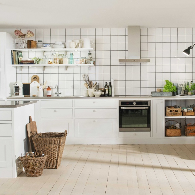 Kuchnia w stylu skandynawskim: 5 pięknych aranżacji