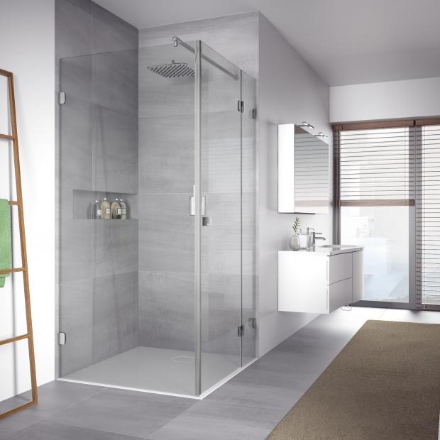 Kabiny prysznicowe - 10 nowych modeli do łazienki