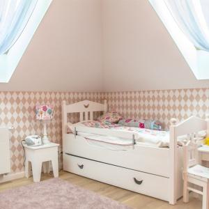 Słodki pokój 4-letniej dziewczynki. Zobacz gotowy projekt!