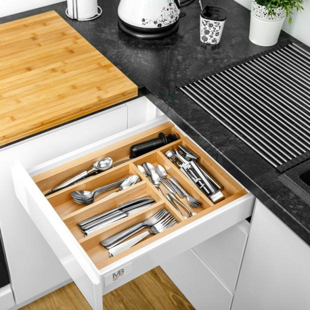 Zobacz praktyczne wkłady do szuflad