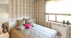 Co zrobić, by nasza sypialnia mimo niewielkiej powierzchni była urządzona stylowo i funkcjonalnie? Zobaczcie pomysły architektów.