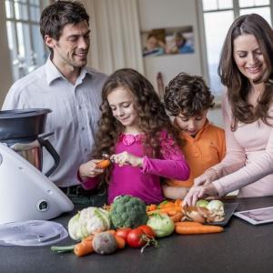 Gotowanie w rodzinnym gronie: robot kuchenny dla każdego