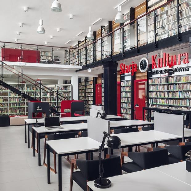 Gdzie jest najpiękniejsza biblioteka na świecie? W Polsce!