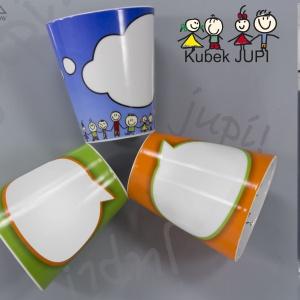 Prezenty na Dzień Dziecka - kubki do samodzielnej dekoracji