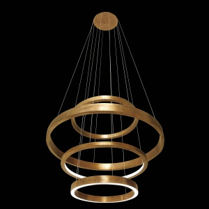 Lampa Henge lightring. Fot. Mesmetric