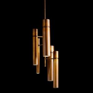 Lampa Henge tubularlight. Fot. Mesmetric