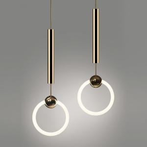 Lampa Lee - broom - ring. Fot. Mesmetric