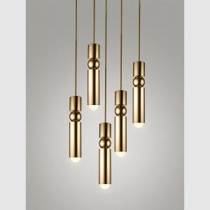 Lampa Lee - Broom Fulcrum. Fot. Mesmetric