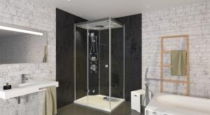 Kabina prysznicowa coraz częściej zajmuje miejsce wanny. Wybierając odpowiedni model powinniśmy zwrócić uwagę na sposób otwierania oraz rodzaj wypełnienia drzwi i ścianek bocznych.