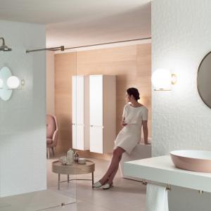 Kolorowa łazienka: styl słynnej projektantki
