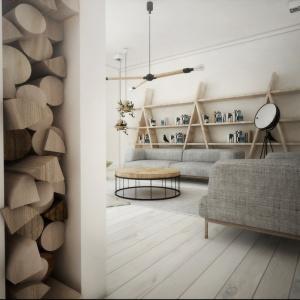 Eko wnętrze - projekty architektów wnętrz, w zgodzie z naturą
