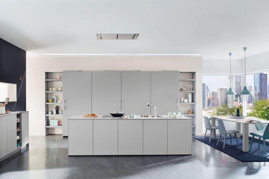 Szare meble kuchenne mają Szara kuchnia 12 pomysłów   -> Kuchnia Meble Szare
