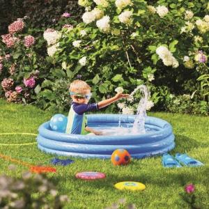 Baseny ogrodowe - niezastąpione podczas letnich upałów