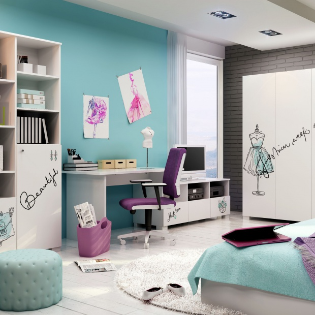 Pokój dziecka: modne i praktyczne meble [zdjęcia i ceny]