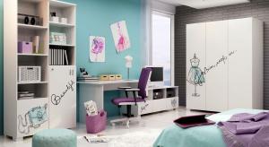Pokój dziecięcy musi pomieścić wiele rodzajów mebli, które stworzą idealne warunki do nauki, zabawy i wypoczynku.