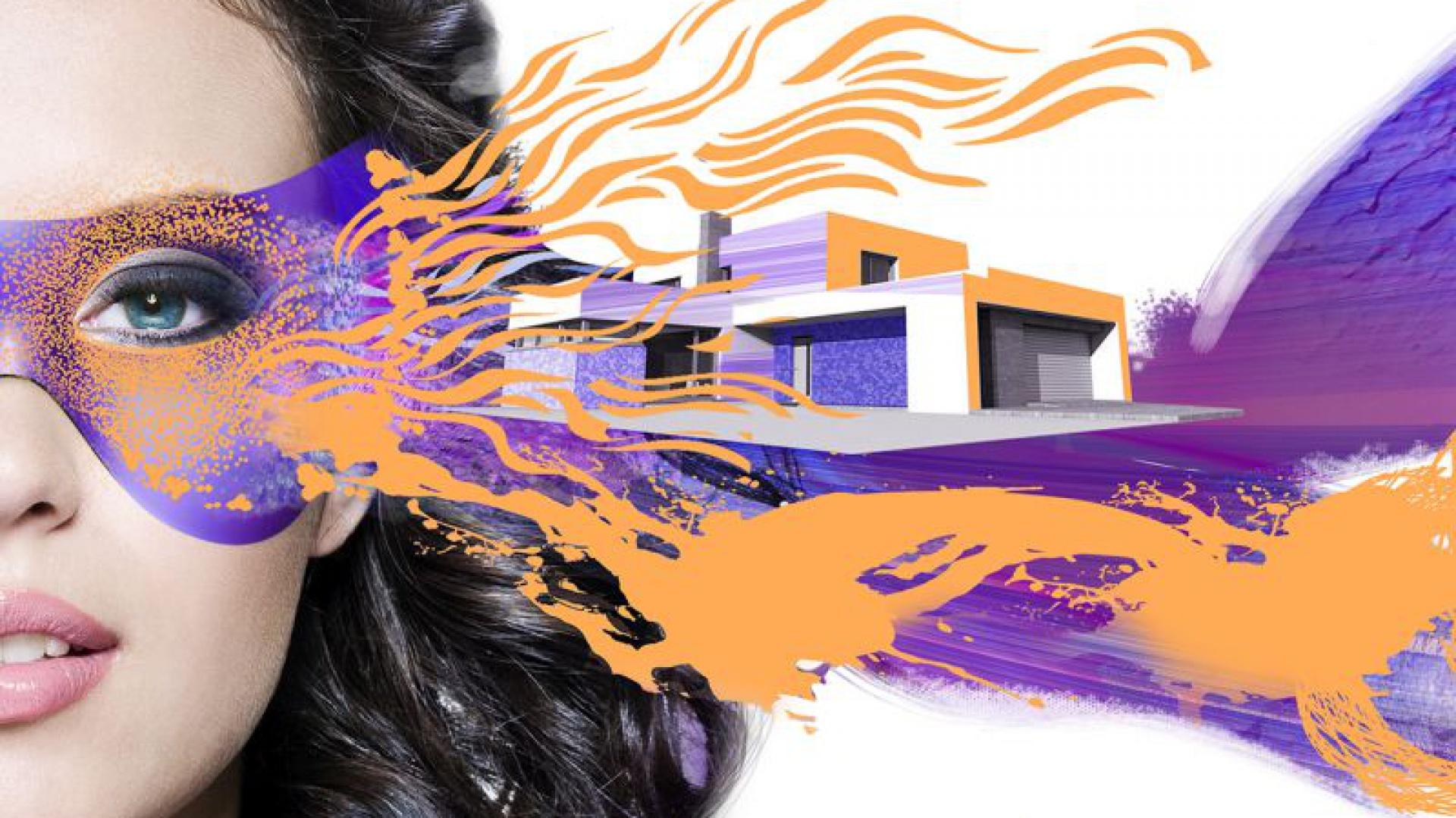 Fot. Plakat prasowy konkursu Fasada roku 2016