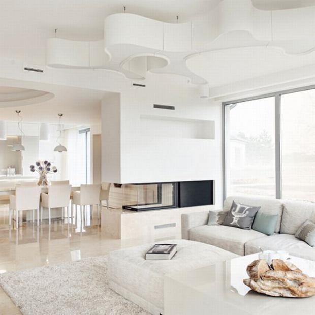 Zobacz jak urządzić salon w różnych typach pomieszczeń