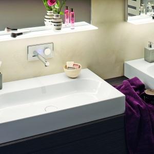 Nowości do łazienki: umywalki ze stali emaliowanej