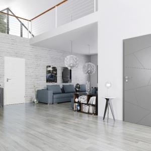 Minimalizm we wnętrzach: wybierz nowoczesne drzwi