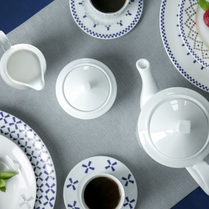 Kolekcja porcelany Folk Fusion. Fot. Polskie Fabryki Porcelany Ćmielów