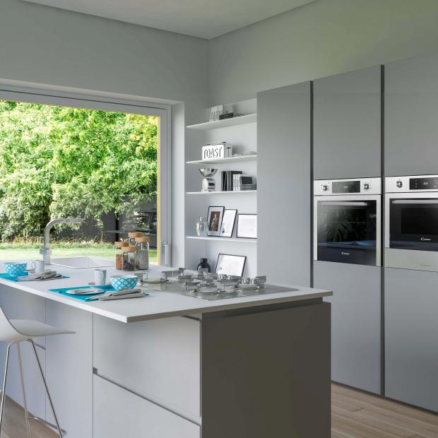 Funkcjonalna kuchnia: wybierz AGD do zabudowy