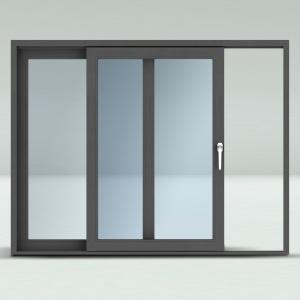 Drzwi HST wykonane z PVC. Fot. Dako
