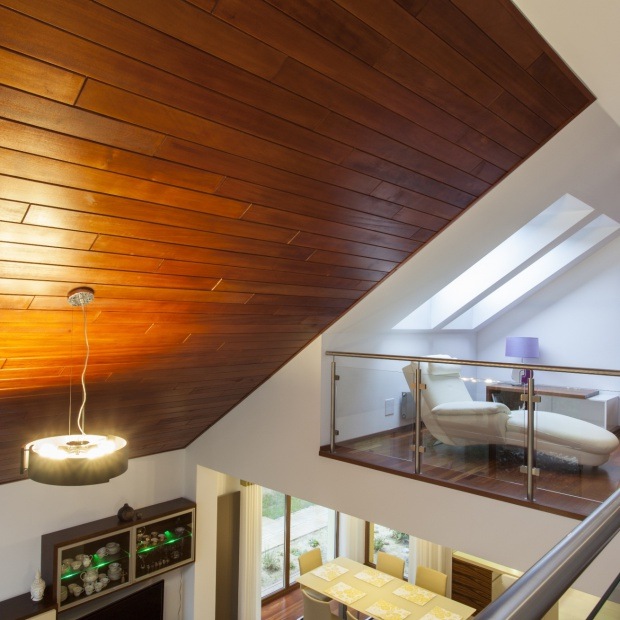 Drewno we wnętrzu - tak stworzysz klimat górskiej chatki