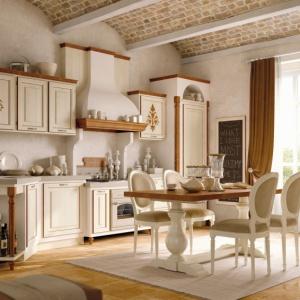 Aranżacje kuchni w stylu rustykalnym