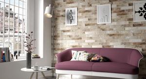 Beton czy drewno? Kolor czy biel? Wiosna to dobry okres na metamorfozę wnętrz. Przedstawiamy modne rozwiązania, które odmienią każdy salon.