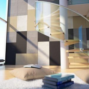 Płyty z betonu architektonicznego Symfonia. Fot. Jadar Home