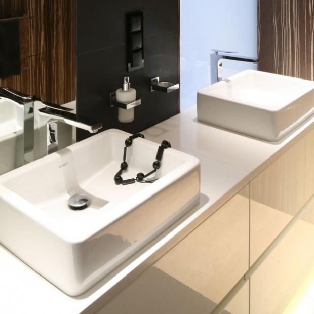 Łazienka idealna dla dwojga