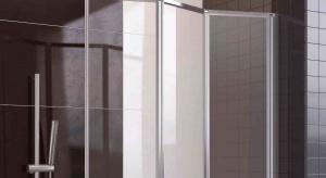 Urządzając łazienkę często stajemy przed wyborem: wanna czy kabina prysznicowa? Dzięki praktycznemu parawanowi nawannowemu możemy mieć jedno i drugie.