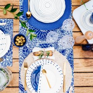 Piękny stół – zobacz nową kolekcję w stylu morskim