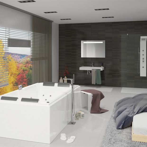Nowoczesna łazienka: jak ją urządzić?