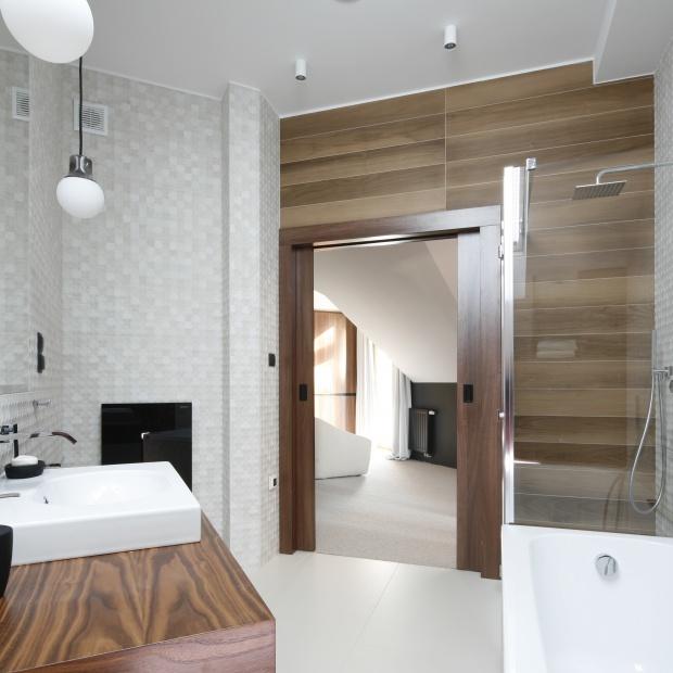 Modny prysznic - 10 pomysłów z polskich domów