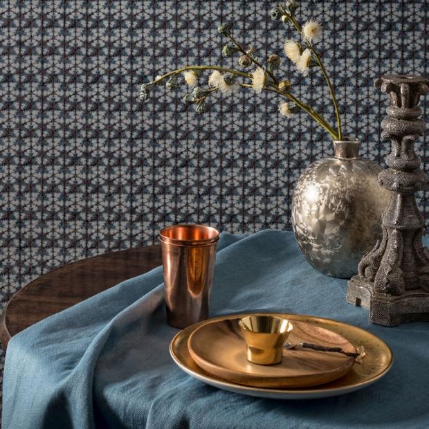 Piękna ściana: eleganckie tapety z wyjątkowym wzorem