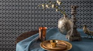 Tapeta to elegancki sposób wykończenia ściany. Zobaczcie nową kolekcję włoskiej marki, zainspirowaną japońską tradycją.