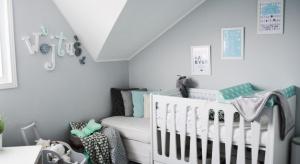 Urządzenie pokoju dla nowo narodzonego malucha spędza sen z powiek przyszłym rodzicom. Zobaczcie, jak zrobiła to autorka bloga lifestylowego i młoda mama.