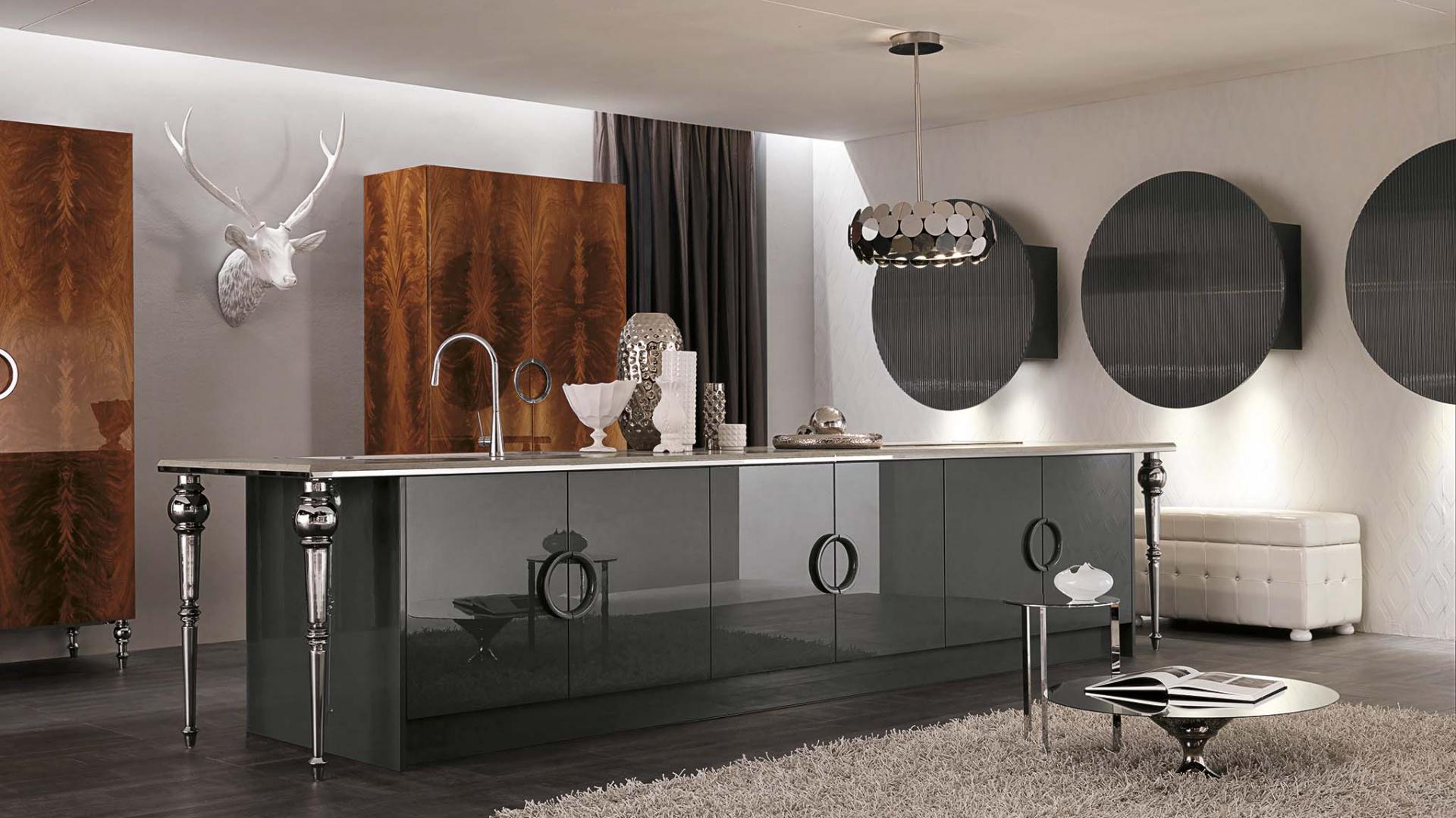 kuchnia luxury glam fot meble kuchenne zobacz