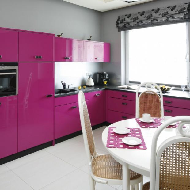 Jaki kolor do kuchni? Zobacz 5 pięknych wnętrz