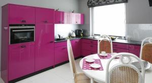 Kolorowa kuchnia nie tylko nada naszemu mieszkaniu charakteru, ale również uprzyjemni czas spędzony na przyrządzaniu posiłków.
