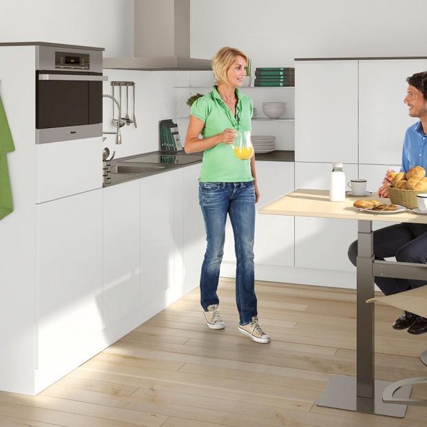 Nowoczesna kuchnia: pomysły na przechowywanie