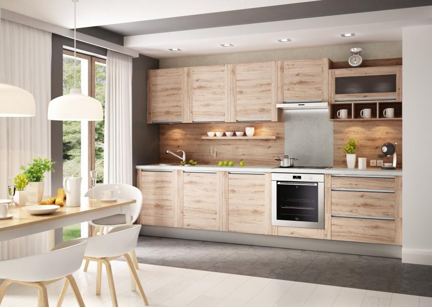 Jeden system – Olivia Soft Kuchnia otwarta na salon